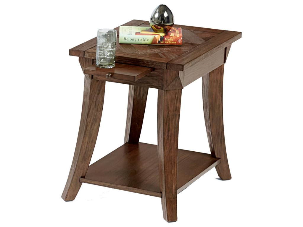 Progressive Furniture Appeal IChairside Table