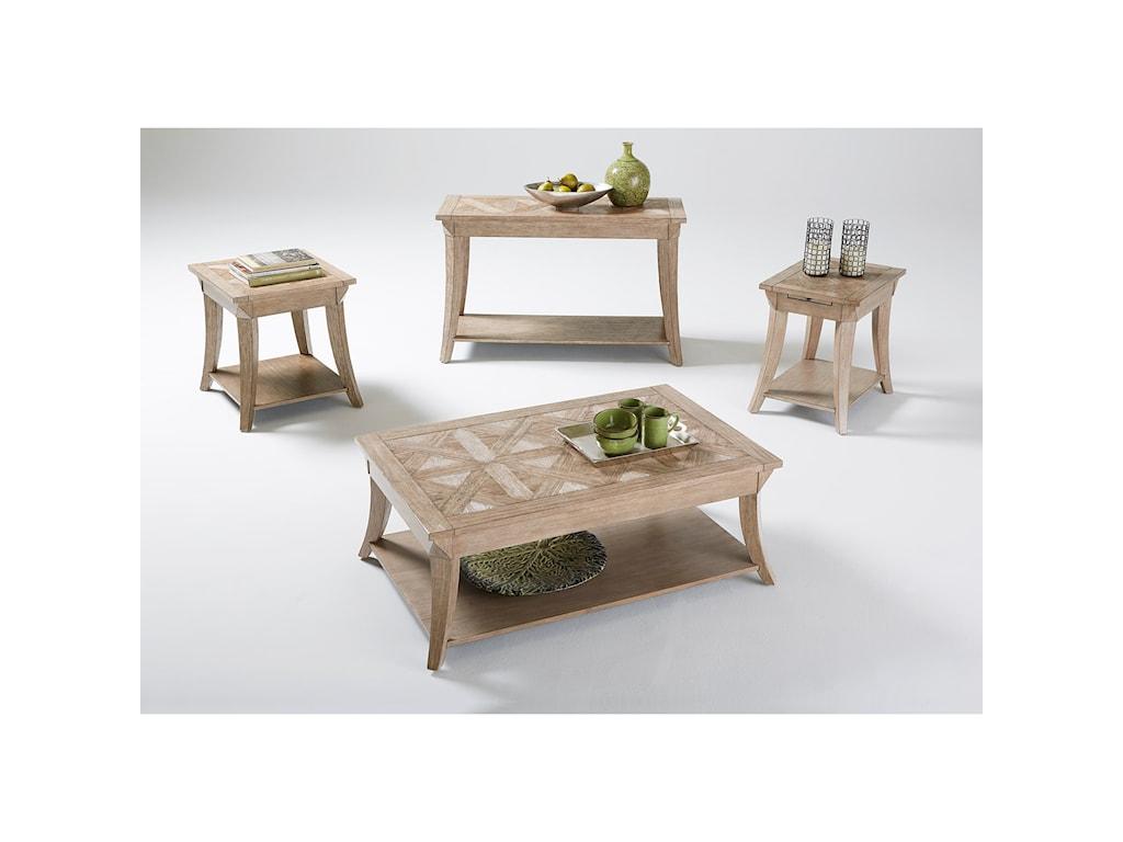 Progressive Furniture Appeal IIRectangular Cocktail Table