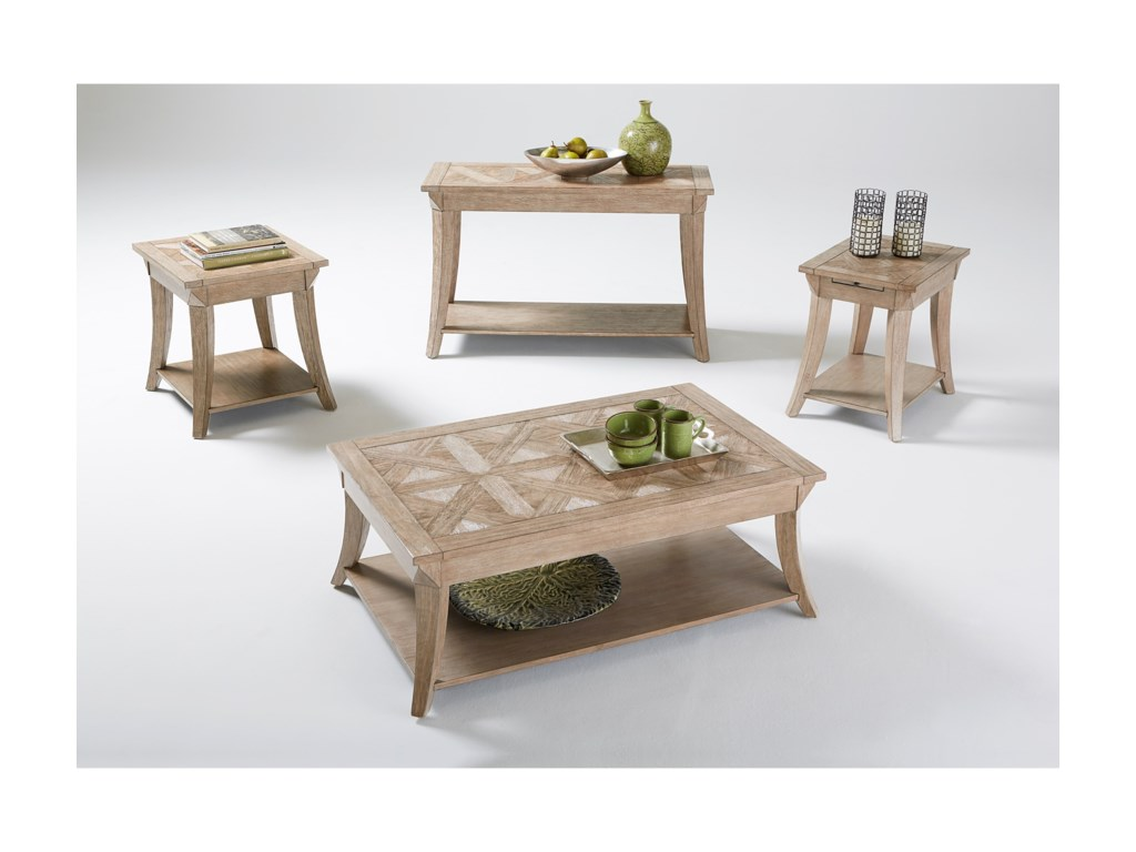 Progressive Furniture Appeal IIChairside Table