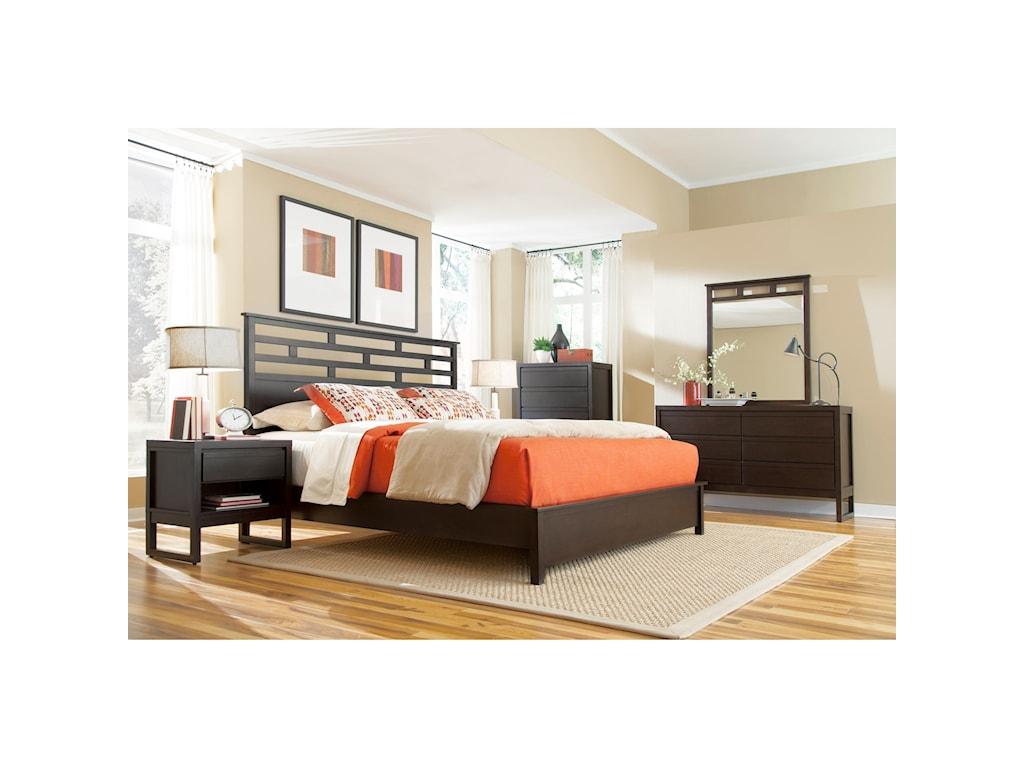 Progressive Furniture AthenaQueen Bedroom Group