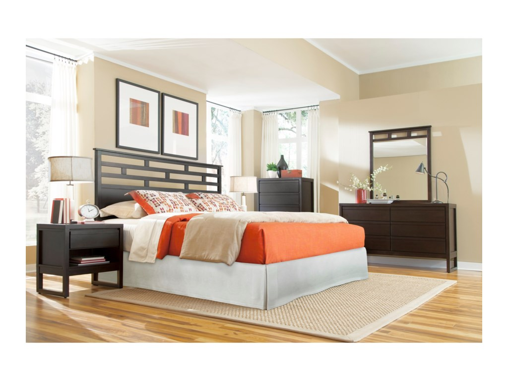 Progressive Furniture AthenaQueen Bedroom Group