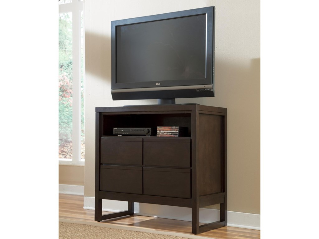 Progressive Furniture AthenaMedia Chest
