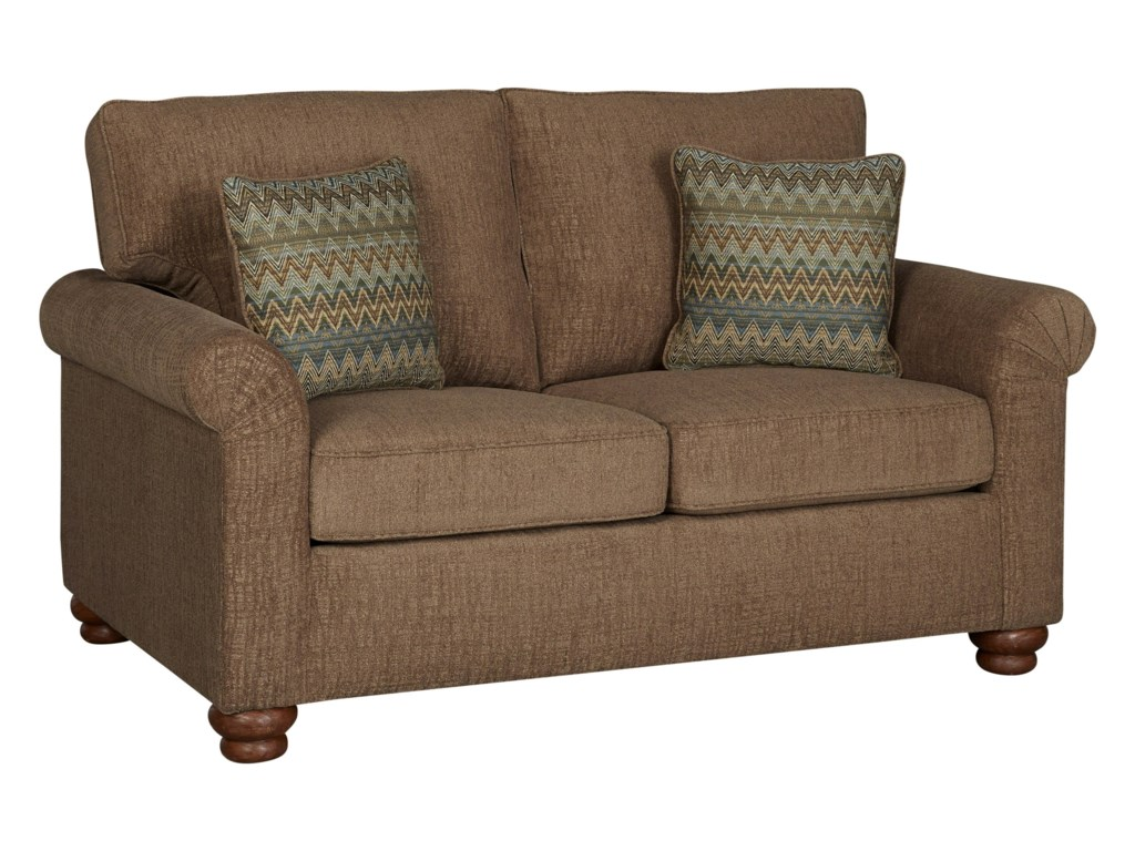 Progressive Furniture AubreyLoveseat