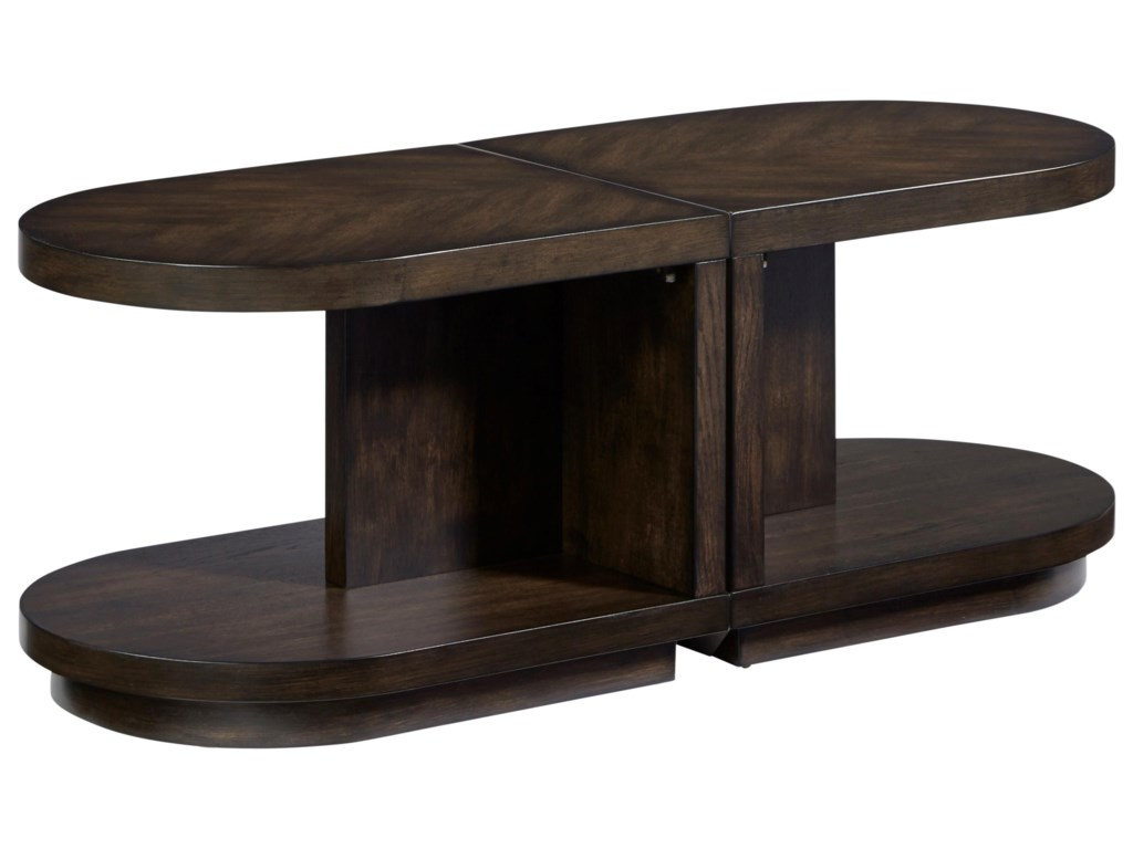 Progressive Furniture AugustineBunching Cocktail Table
