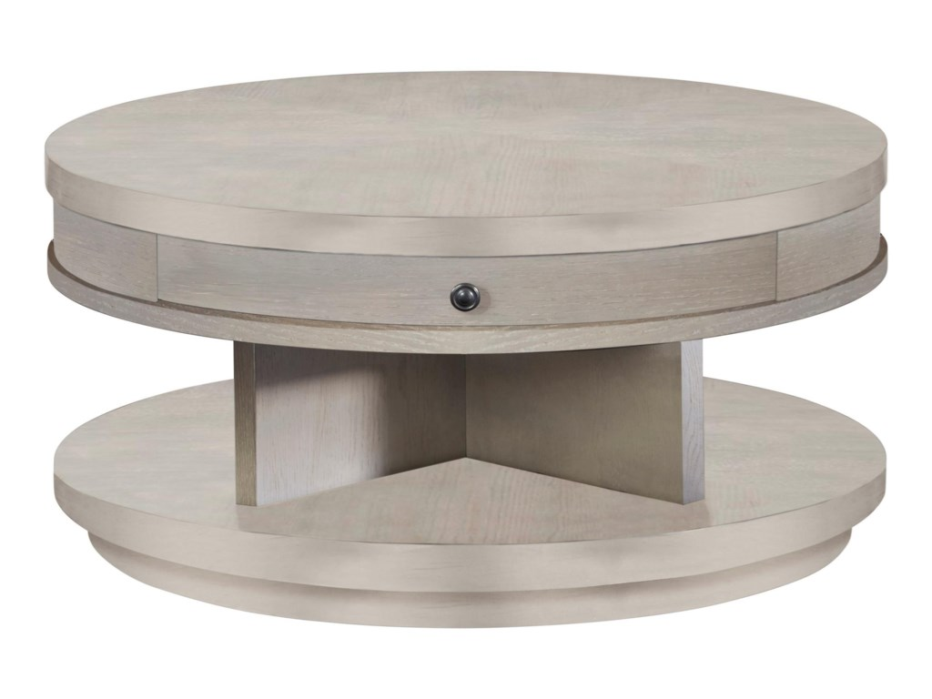 Progressive Furniture AugustineRound Cocktail Table