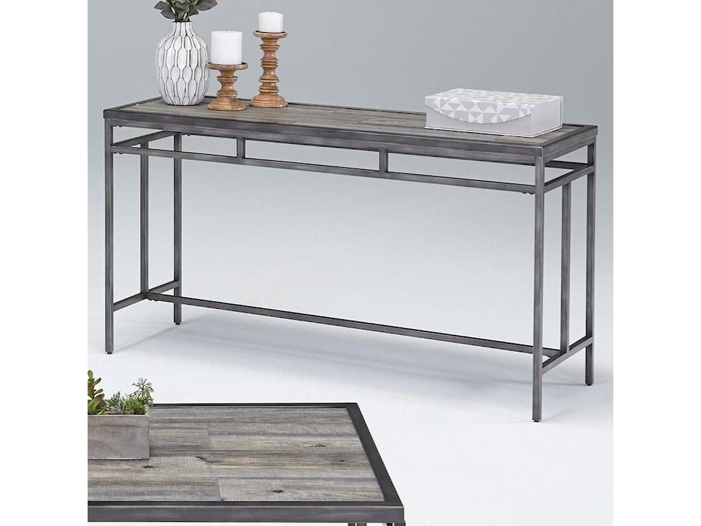 Progressive Furniture AuroraSofa/Console Table