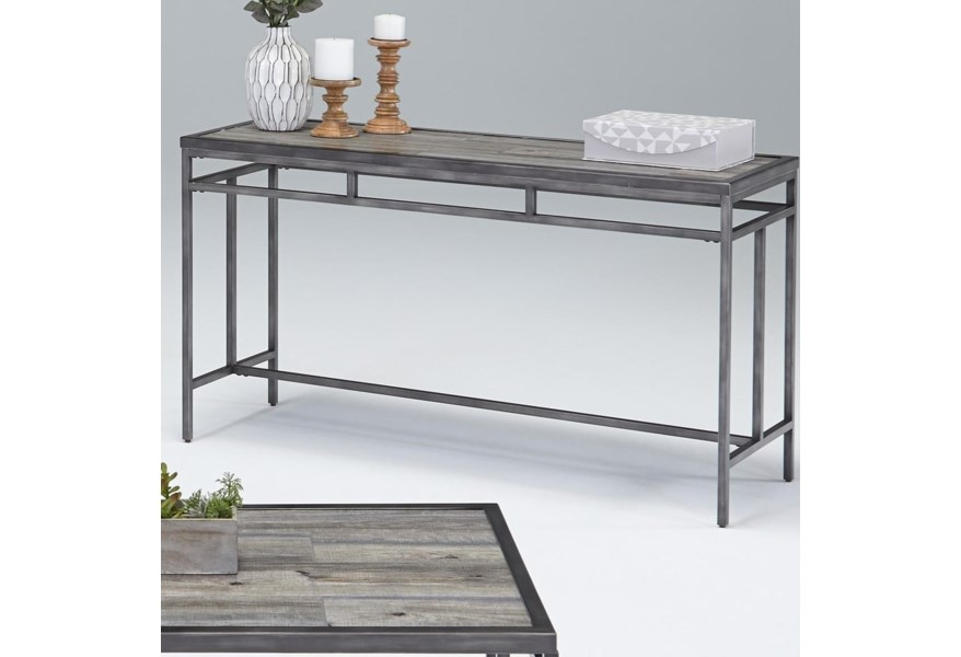 Furniture Aurora Sofa Console Table