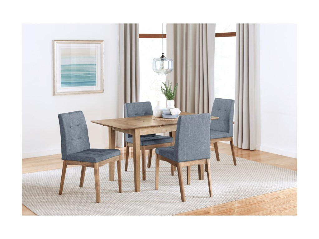 Progressive Furniture BarcelonaButterfly Dining Table