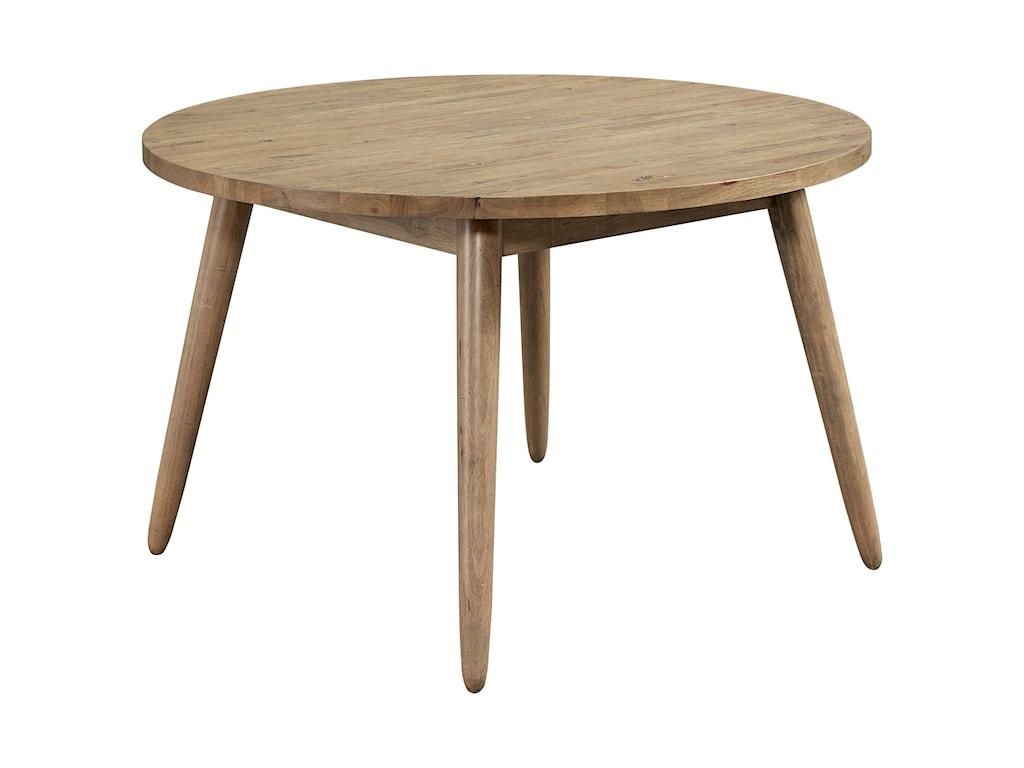Progressive Furniture Barcelona5-Piece Round Dining Table Set