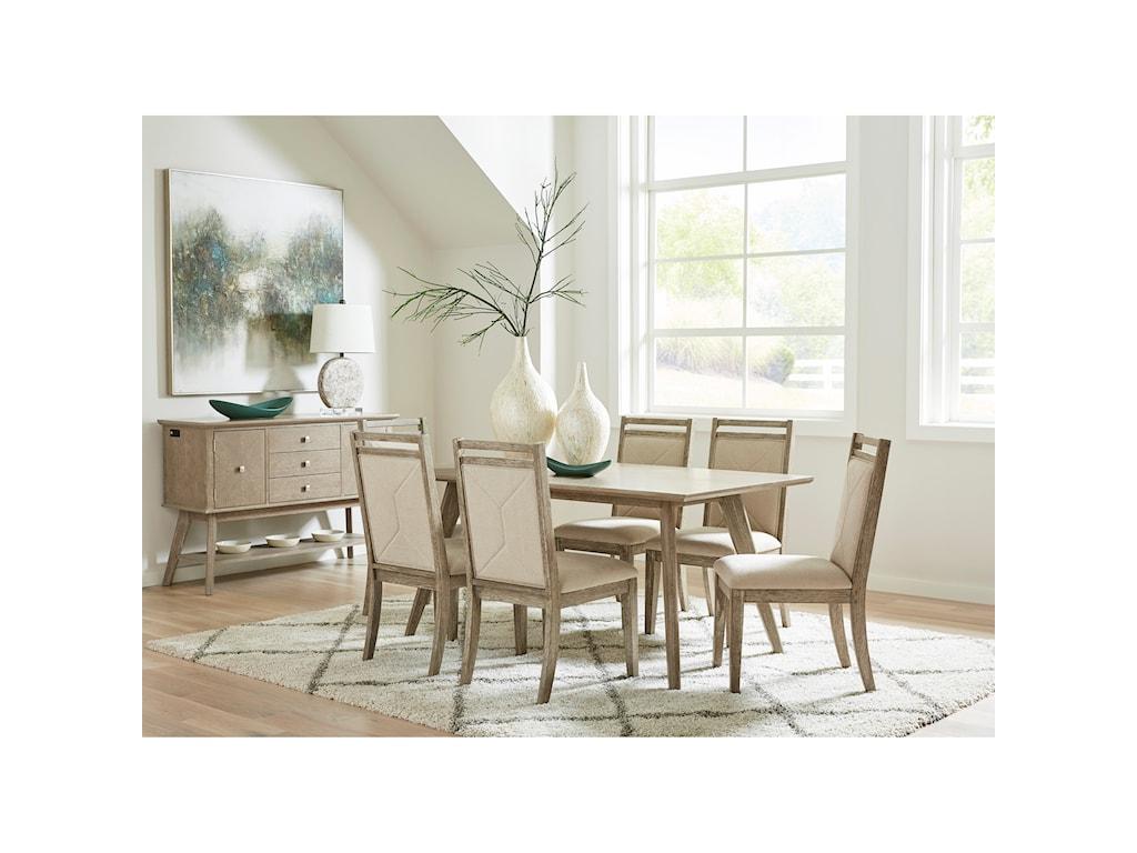 Progressive Furniture BeckDining Room Group