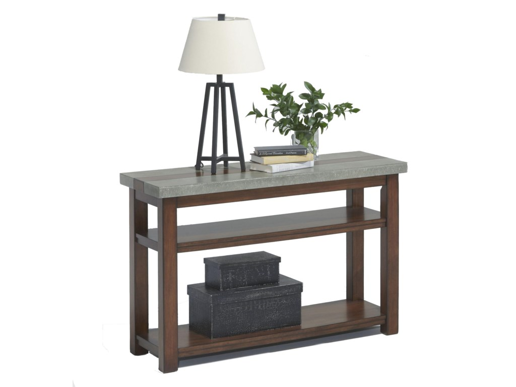 Progressive Furniture CascadeSofa/Console Table