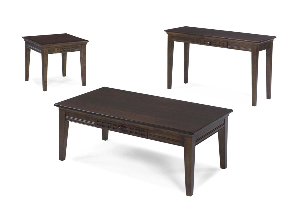Progressive Furniture Casual TraditionsEnd Table