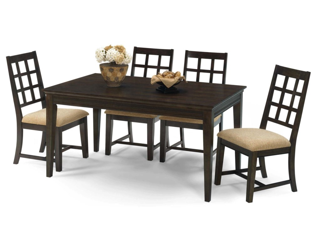 Progressive Furniture Casual TraditionsRectangular Dining Table
