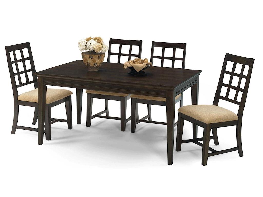 Progressive Furniture Casual TraditionsRectangular Dining Table