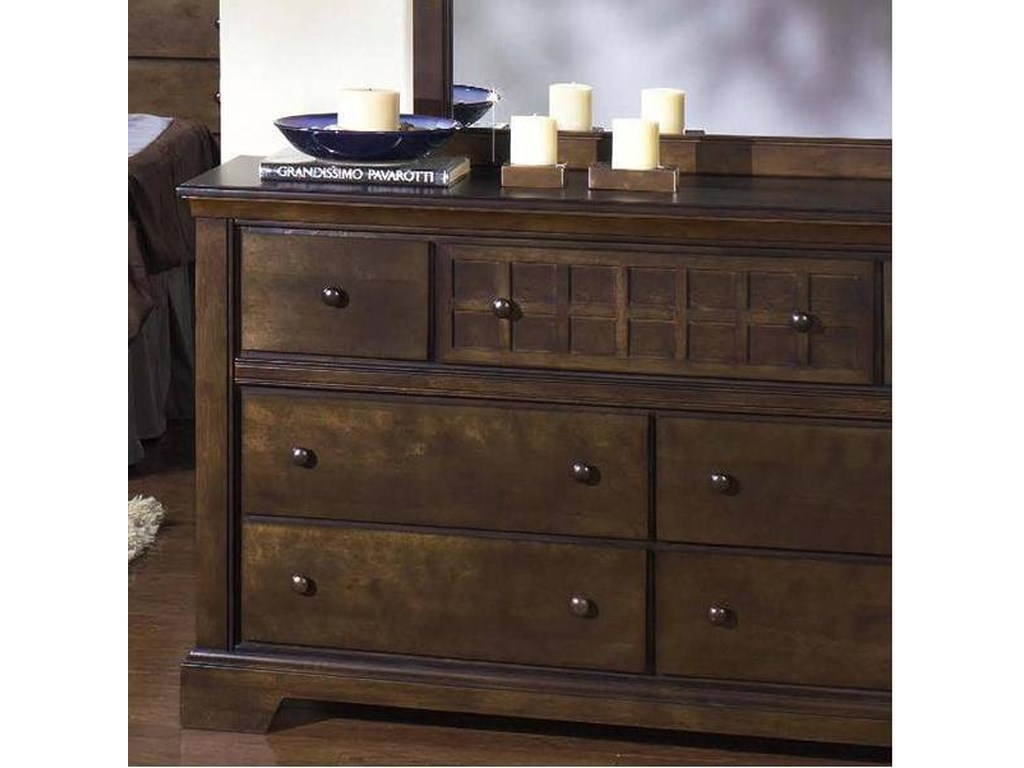 Progressive Furniture Casual TraditionsDrawer Dresser