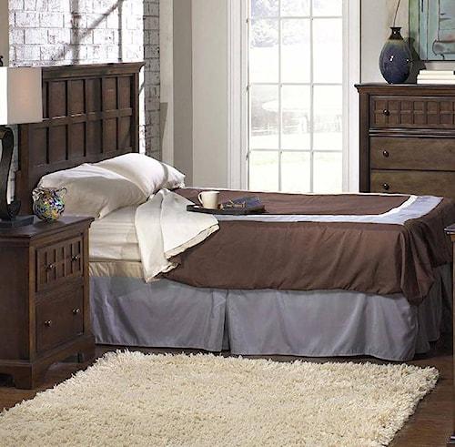 Progressive Furniture Casual Traditions Twin Casual Headboard