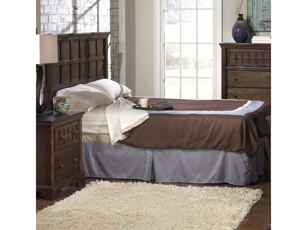 Progressive Furniture Casual TraditionsFull/Double and Queen Headboard