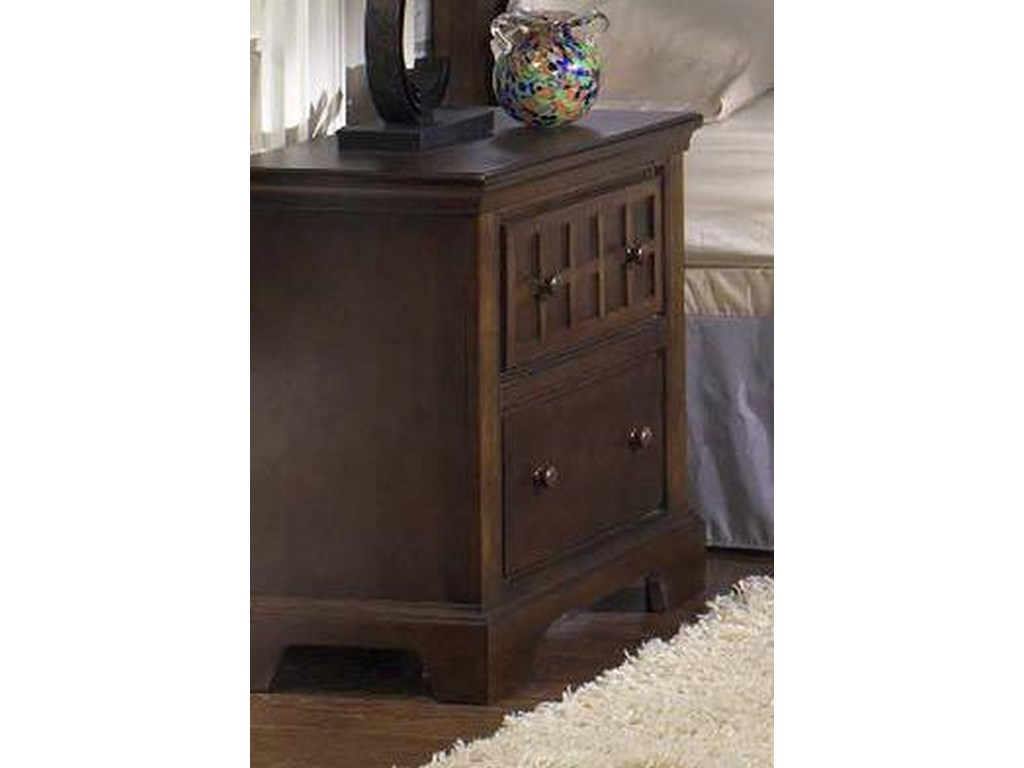 Progressive Furniture Casual TraditionsNightstand
