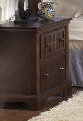 Progressive Furniture Casual TraditionsNightstand