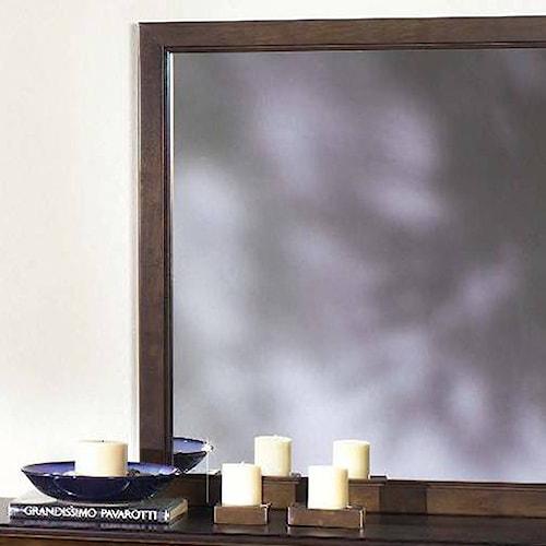 Progressive Furniture Casual Traditions Casual Landscape Bedroom Mirror