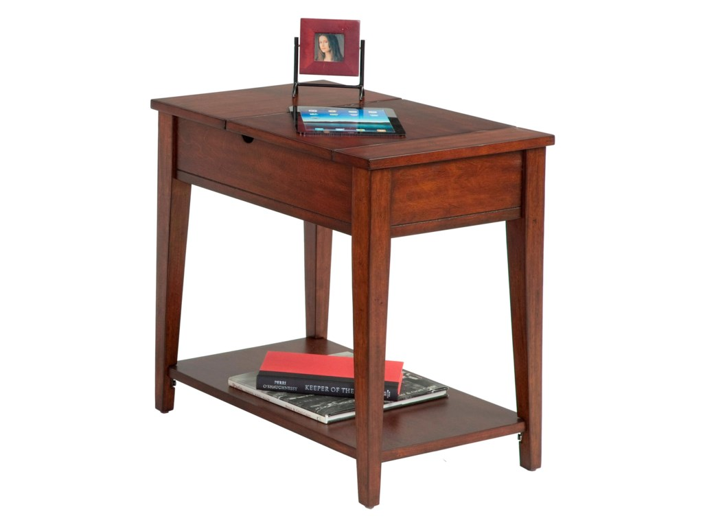 Progressive Furniture ChairsidesChairside Table