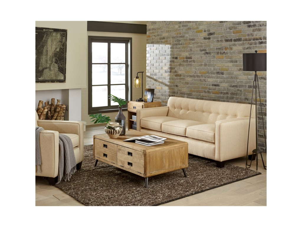 Progressive Furniture CharlieStationary Living Room Group