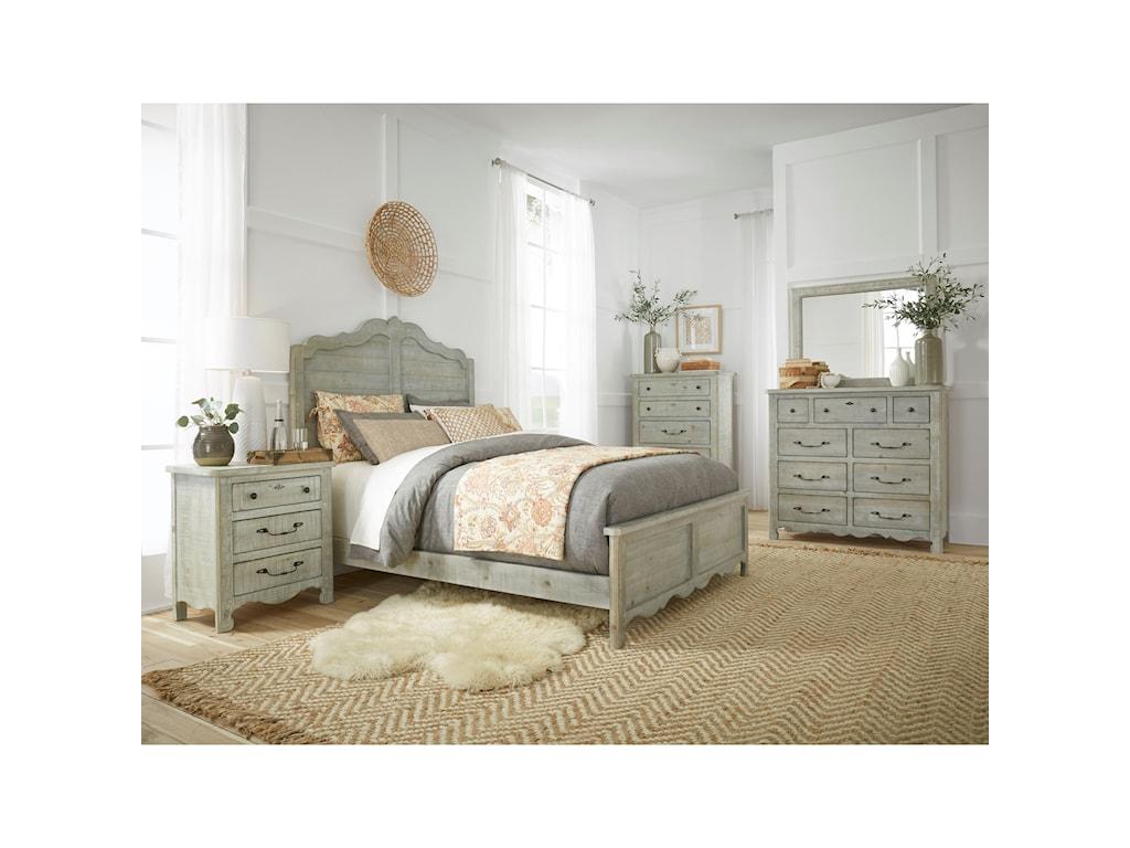 Progressive Furniture ChatsworthQueen Bedroom Group