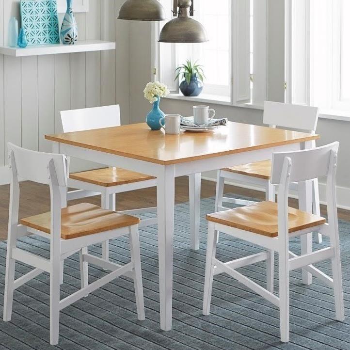 Progressive Furniture Christy5 Piece Chair & Table Set