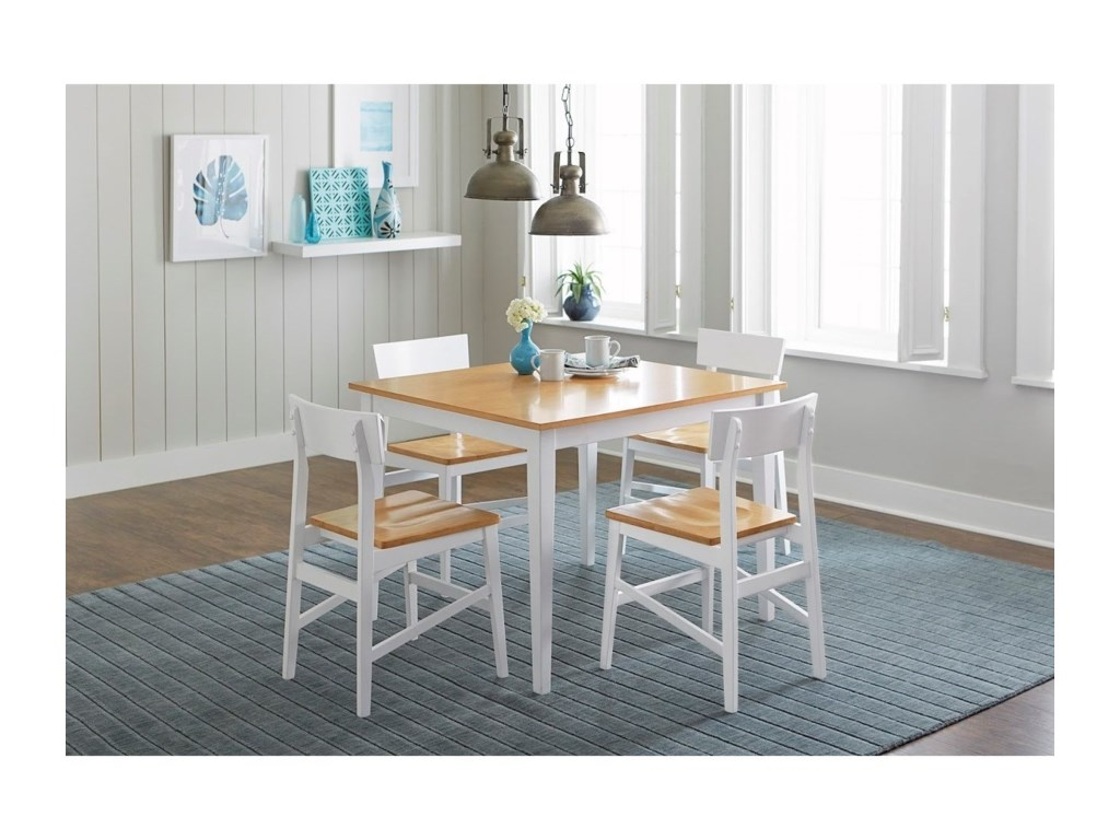 Progressive Furniture ChristyDining Table
