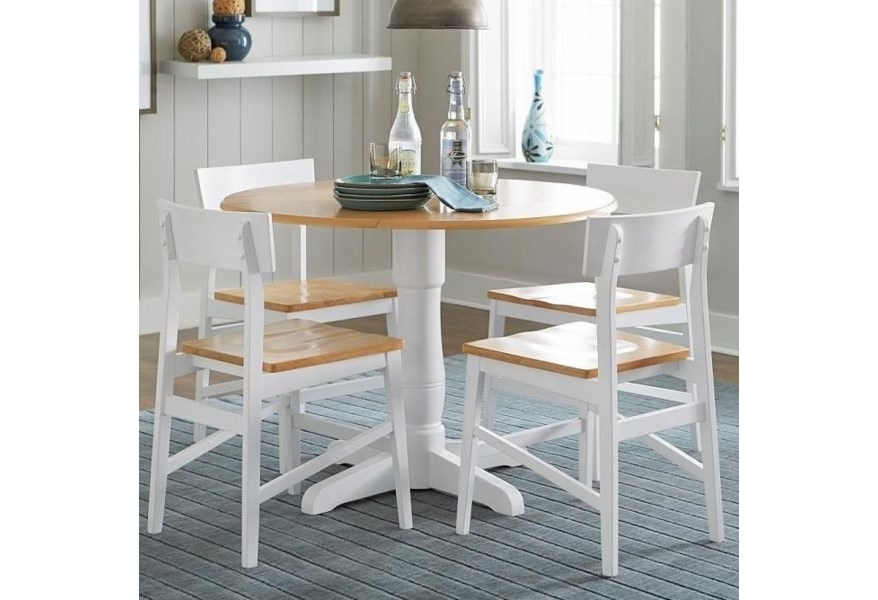 Heavy Duty Folding Picnic Table, Progressive Furniture Christy D878 13b 13t Casual Dining Room Table With Drop Leaves Corner Furniture Kitchen Tables