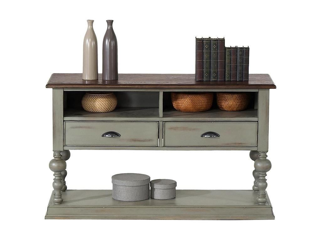 Progressive Furniture ColonnadesSofa/Console Table