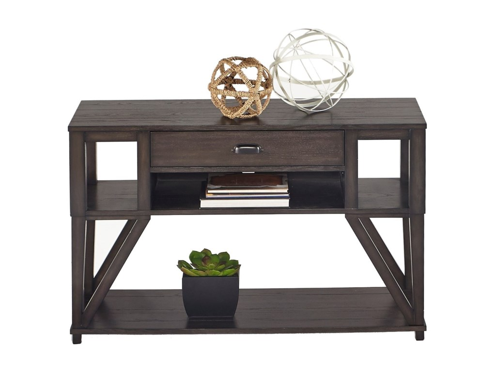 Progressive Furniture ConsortSofa/Console Table