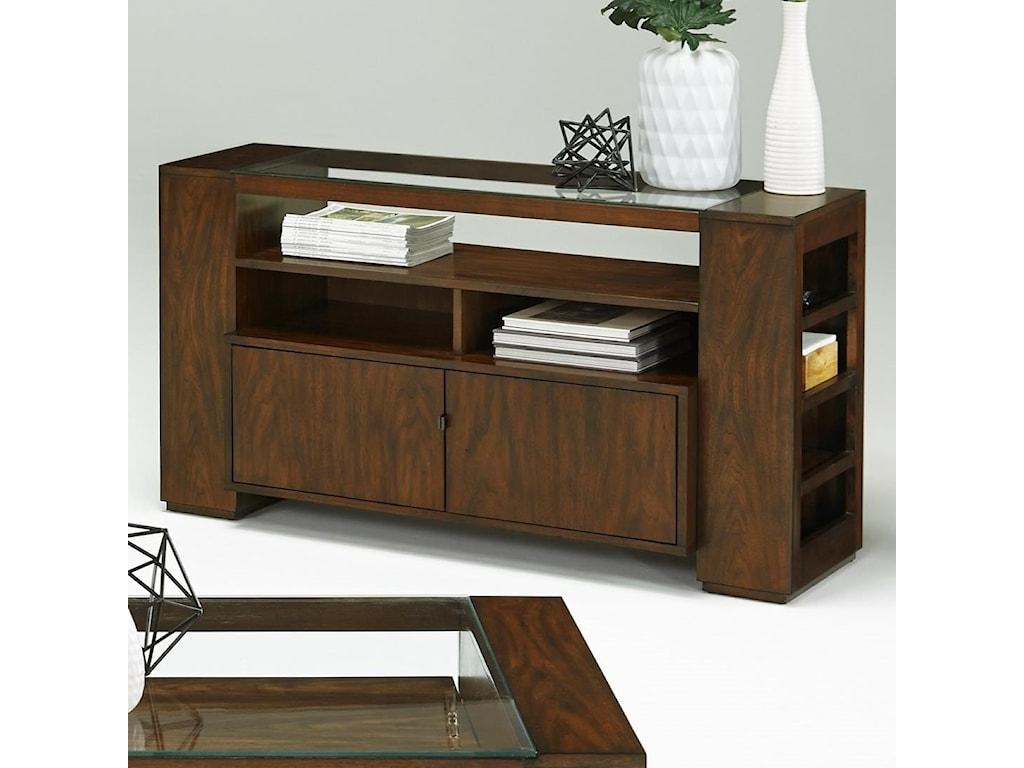 Progressive Furniture ContempoSofa/Console Table