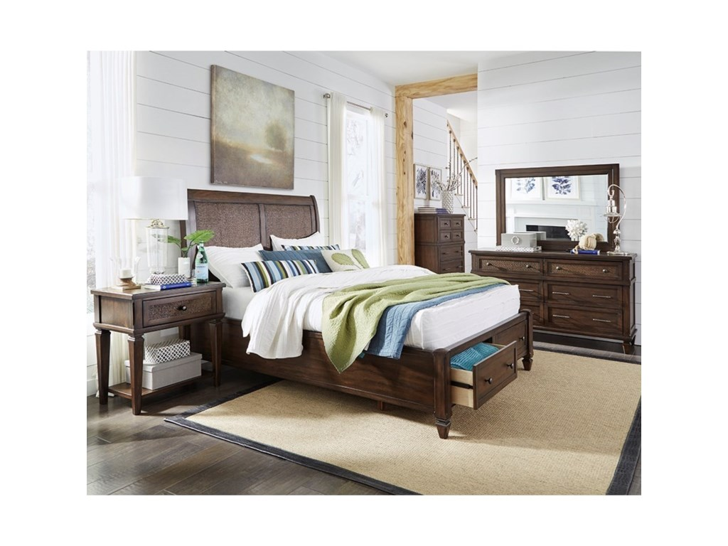 Progressive Furniture CoronadoKing Bedroom Group