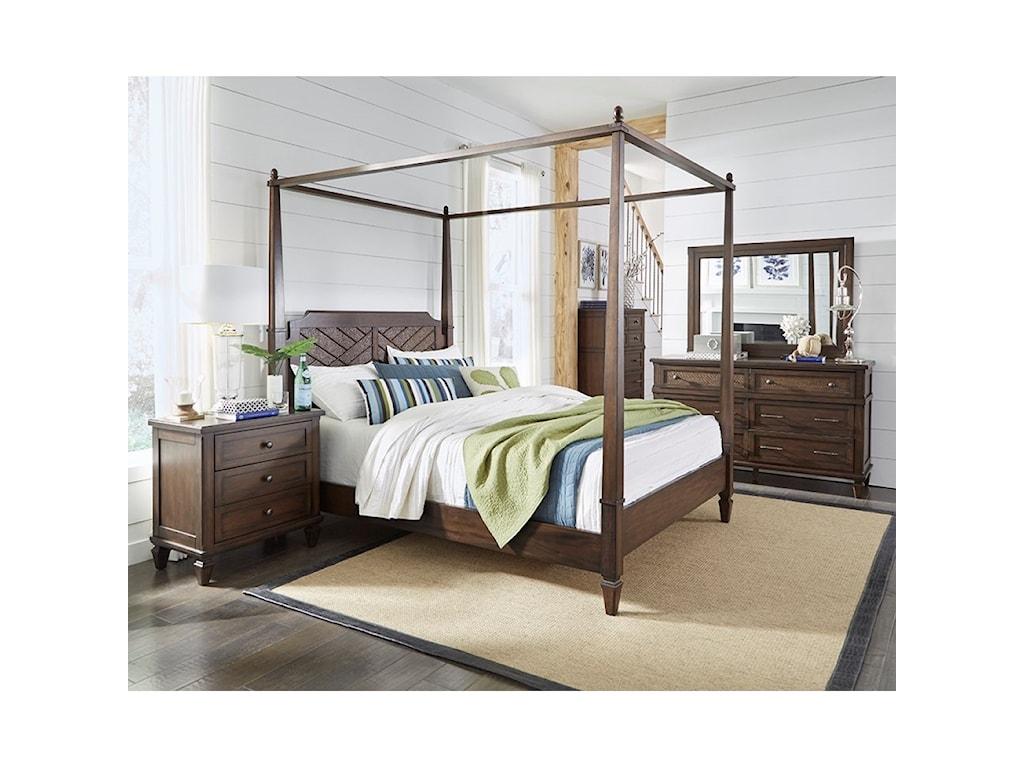 Progressive Furniture CoronadoQueen Bedroom Group