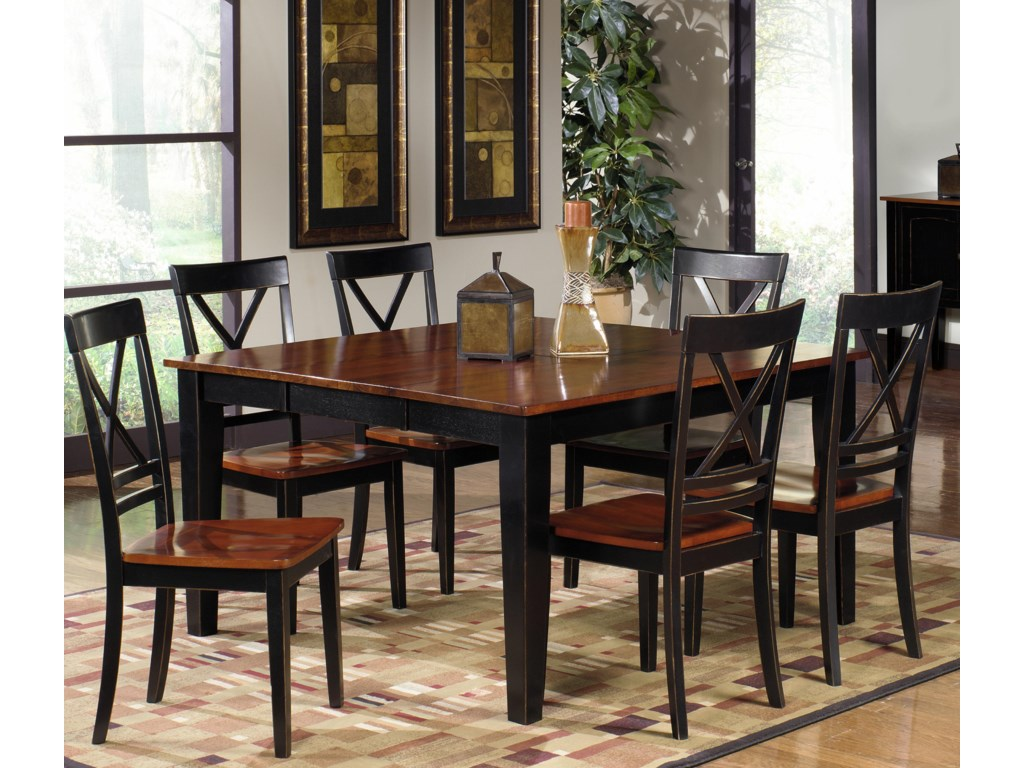 Progressive Furniture CosmoCasual Dining Table Set