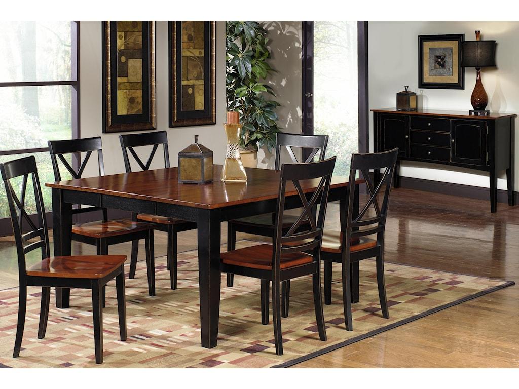 Progressive Furniture CosmoDining Table