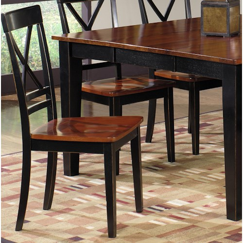 Progressive Furniture Cosmo Casual Dining Side Chair