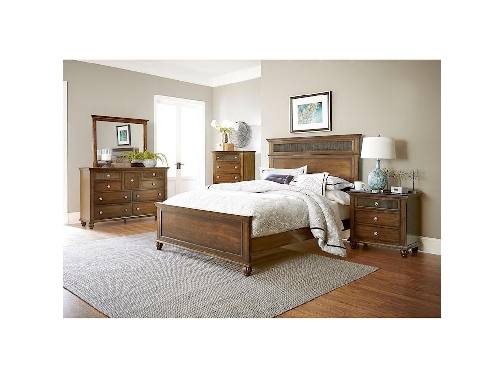 Progressive Furniture Cotswold GroveQueen Bedroom Group