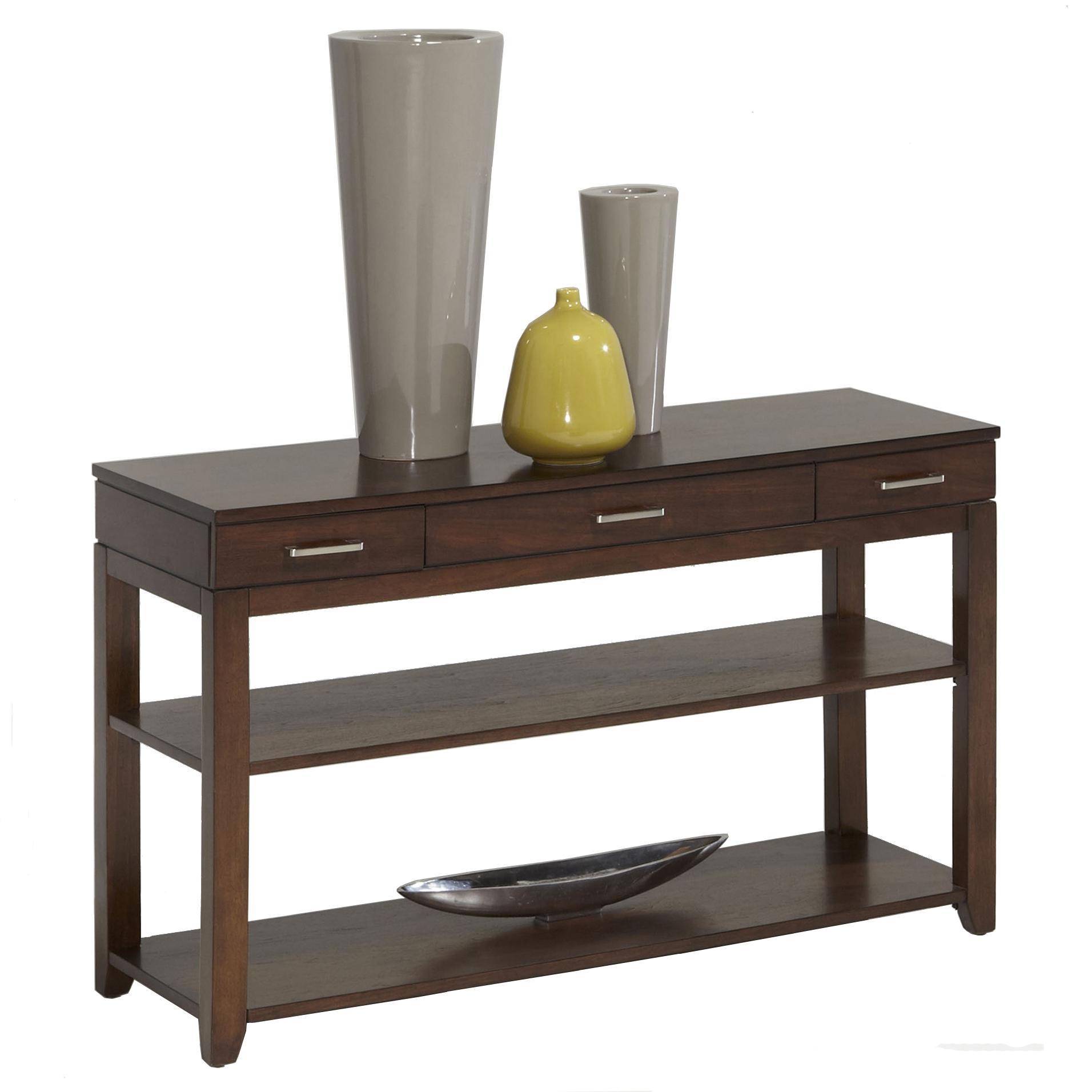 Progressive Furniture DaytonaSofa/Console Table ...