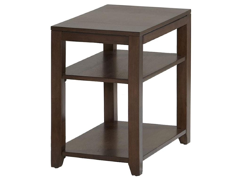 Progressive Furniture DaytonaChairside Table