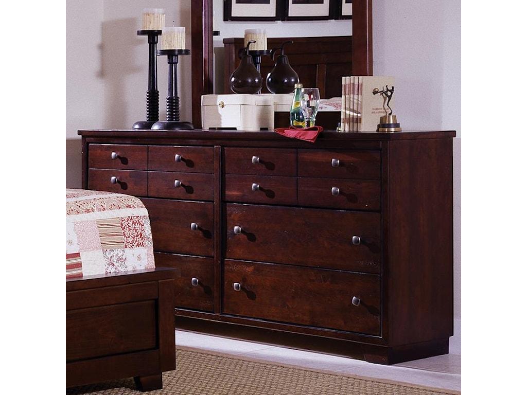 Progressive Furniture DiegoDresser
