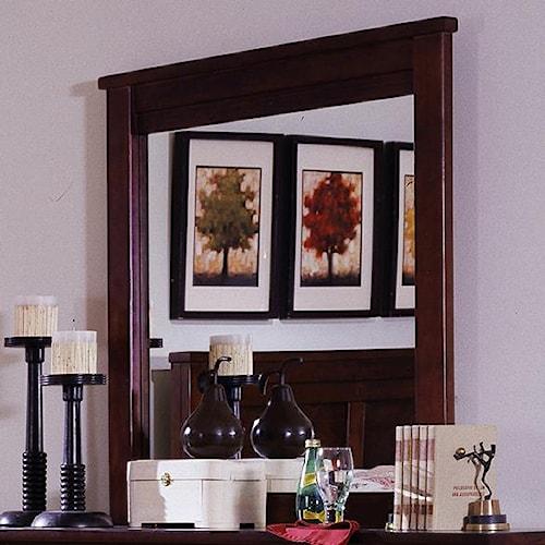 Progressive Furniture Diego Dresser Mirror