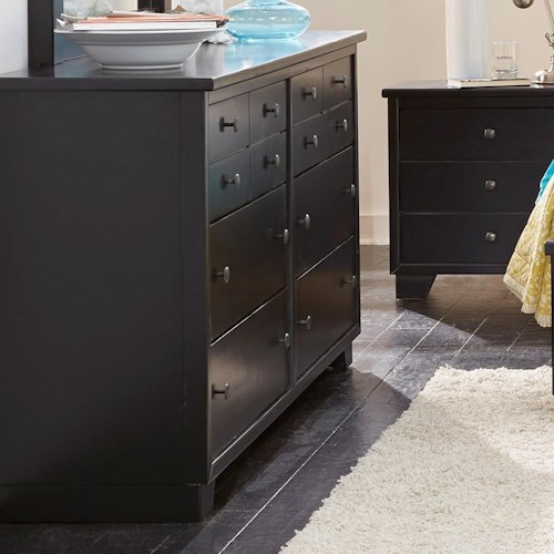 Progressive Furniture Diego Drawer Dresser