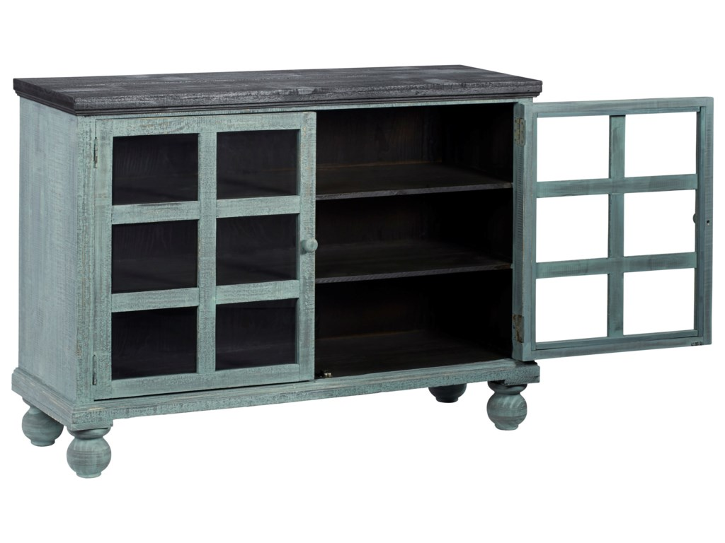 Progressive Furniture ElizabethDisplay Cabinet