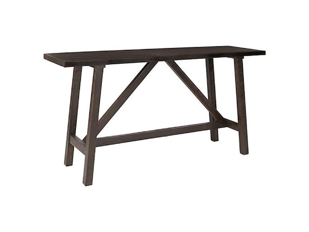 Progressive Furniture FarmhouseConsole/Counter Table