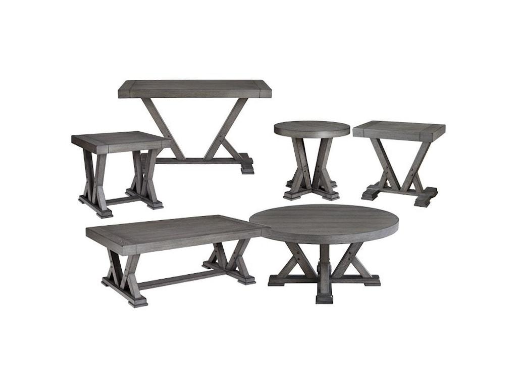 Progressive Furniture FijiRectangular End Table