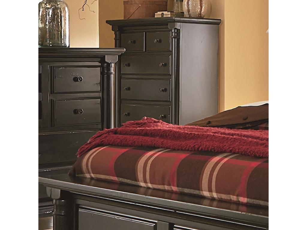 Progressive furniture gramercy parkchest of drawers