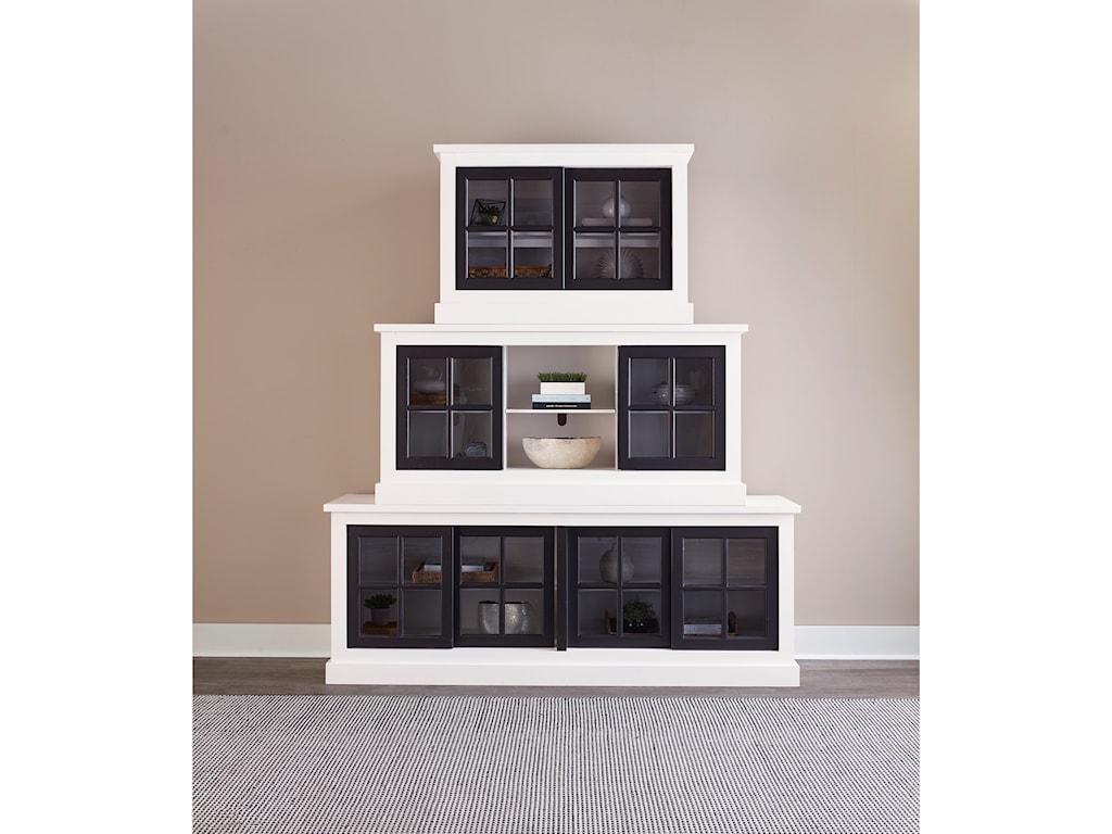 Progressive Furniture Habitat40 Inch Console