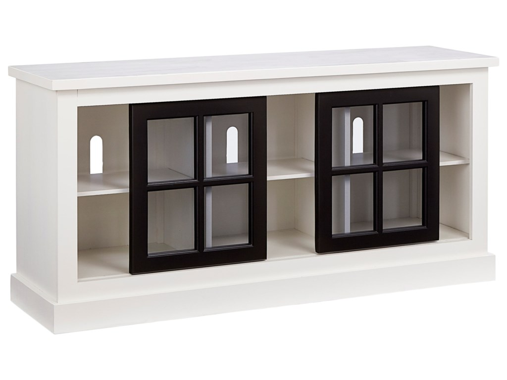 Progressive Furniture Habitat58 Inch Console